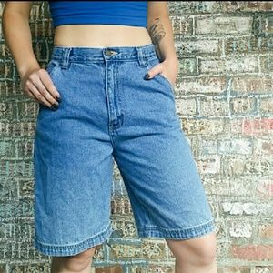 VTG Denim Carpenter Shorts